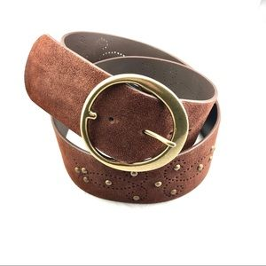 Genuine Leather Belt size XL